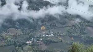 Trabzon'da kartpostallık görüntü