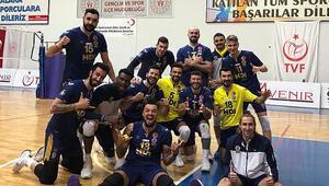 Sorgun Belediyespor: 0 - Fenerbahçe HDİ Sigorta: 3