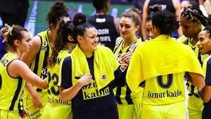Fenerbahçe Öznur Kablo: 79 - BOTAŞ: 51