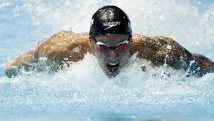 ABDli yüzücü Caeleb Dressel, 2 dünya rekoru kırdı