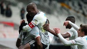 Beşiktaş 3-2 Başakşehir / Maçın özeti ve golleri