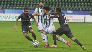 Giresunspor: 0 - Yılport Samsunspor: 0
