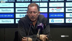 Sergen Yalçın: Fenerbahçe maçı çok zor olacak gibi