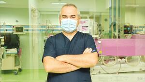 Türkiye'de her yıl 150 binden fazla prematüre bebek doğuyor