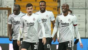 Beşiktaşın gol yükü Larin, Aboubakar ve Atibada