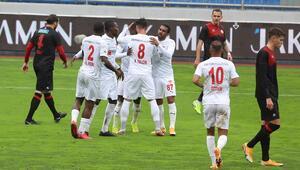 Sivasspor deplasmanda yenilmiyor