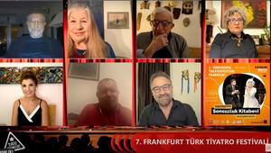 7. Frankfurt Türk Tiyatro Festivali perdelerini online açtı