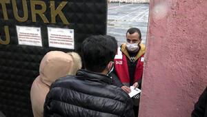 İstanbulda KPSS telaşı Sınava giremediler...