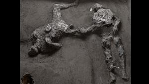 Pompeiideki kazılarda bulundu