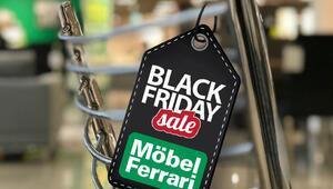 Möbel Ferrari'de 'Kara Hafta Sonu' başlıyor