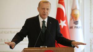 Son dakika… Cumhurbaşkanı Erdoğan: Kavala'larla bir arada olamayız, Kürt kardeşlerimizi öldürenleri savunamayız