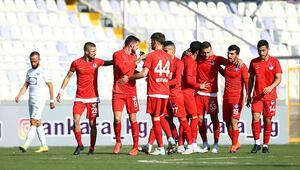 Ankara Keçiörengücü 6-0 Akhisarspor