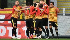 Göztepe Ankaragücü maçından fotoğraflar