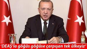 Son dakika… Cumhurbaşkanı Erdoğandan G-20 Liderler Zirvesinde önemli mesajlar