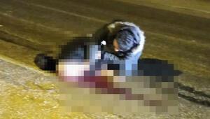 Son dakika… Korkunç iddia Araçtan eşini atarak öldürdü…