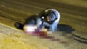 Korkunç iddia Araçtan eşini atarak öldürdü