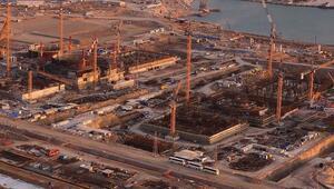 Türkiyenin ilk nükleer güç santralinin yapımı hedeflenen programda ilerliyor