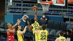 Fenerbahçe Beko: 70 - Bahçeşehir Koleji: 56