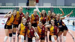 Sarıyer Belediyespor: 0 - Galatasaray HDI Sigorta: 3