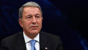 Bakan Akar, Türkiye-ABD ilişkilerini değerlendirdi Uzun bir işbirliği geleneğimiz var