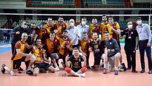 Galatasaray HDI Sigorta: 3 - Arkas Spor: 1