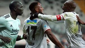 Son Dakika Haberi | Beşiktaşta 15 golün 14'ünde Larin, Atiba ve Aboubakar imzası