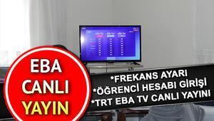 EBA canlı ders giriş: 23 Kasım TRT EBA TV ilkokul ortaokul, lise canlı yayın ve online canlı ders giriş ekranı