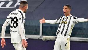 Son Dakika | Juventustan Ronaldo ve Merih Demiral açıklaması
