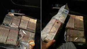 Son dakika haberler: Taksici arka koltukta bulunca şoke oldu Neredeyse 3 milyon lira...