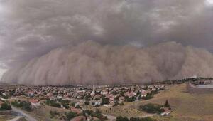 Son dakika... Ankaradaki toz fırtınasını örnek gösterip İstanbulu böyle uyardı: Kaçınılmaz
