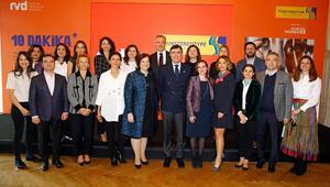 Unstereotype Alliance Türkiye'nin İlk Genel Kurul Toplantısı gerçekleşti