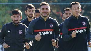 Gaziantep FKda kupa mesaisi Taktiksel organizasyonlar...