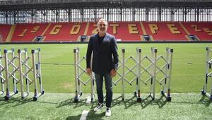 Göztepe Başkan Vekili Talat Papatya: 6 maç sonra haklı bir galibiyet aldık...