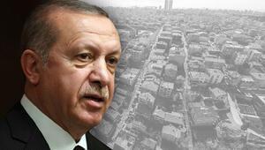 Son dakika... Flaş Fikirtepe hamlesi... Cumhurbaşkanı Erdoğan talimat verdi