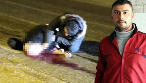 Eşinin, otomobilden atladı dediği kadının ölümünde dikkat çeken detay