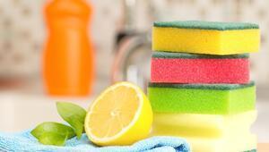 Mutfak süngerinin 9 farklı kullanım alanı