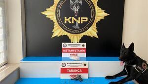 Kahramanmaraşta uyuşturucu operasyonu: 4 tutuklama