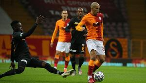 Galatasaray 1 - 1 Kayserispor / Maçın özeti ve golleri