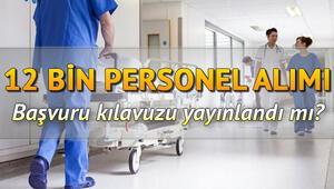 Sağlık Bakanlığı KPSS başvuru kılavuzu ne zaman yayımlanacak