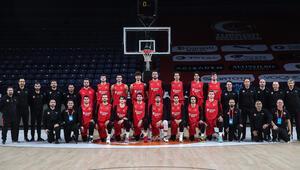 A Milli Erkek Basketbol Takımı, Orhun Ene yönetiminde ilk antrenmanını yaptı