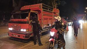 798 kişiye ceza kesildi
