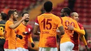 Son Dakika Haberi   Galatasaraydan rekor geldi ama zafer yok