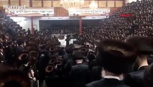 ABDde sinagogda düzenlenen 7 bin kişilik düğüne tepki