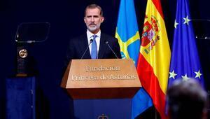 İspanya Kralı 6. Felipe karantinada