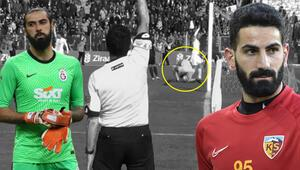 Son Dakika | Galatasaray - Kayserispor maçına İsmail Çipe damgası Hatalı golle gönderilmişti, pişman etti...