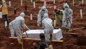 Dünya genelinde Kovid-19 tespit edilen kişi sayısı 59 milyon 515 bini geçti