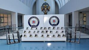 Adanada aranan 224 kişi yakalandı, 47 ruhsatsız silah ele geçirildi