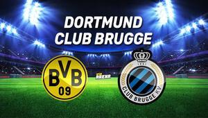 Dortmund Club Brugge maçı saat kaçta, hangi kanalda