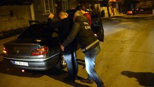 Kahramanmaraşta aranan 6 şüpheli yakalandı