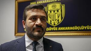 Ankaragücü Başkanı Fatih Mertten teknik direktör açıklaması Acele etmek istemiyoruz...